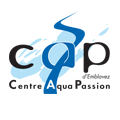 Logo du Centre Aqua Passion